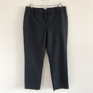 Cabi Black Go-To Ankle Trousers Size 4